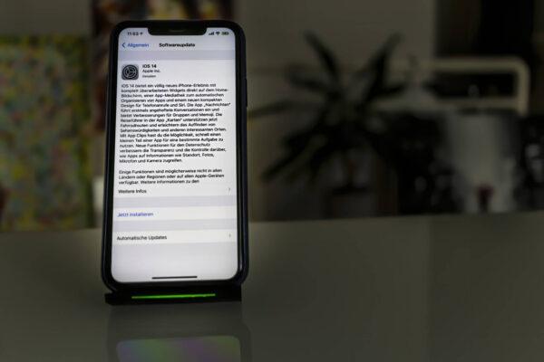 iOS14 Update Explained